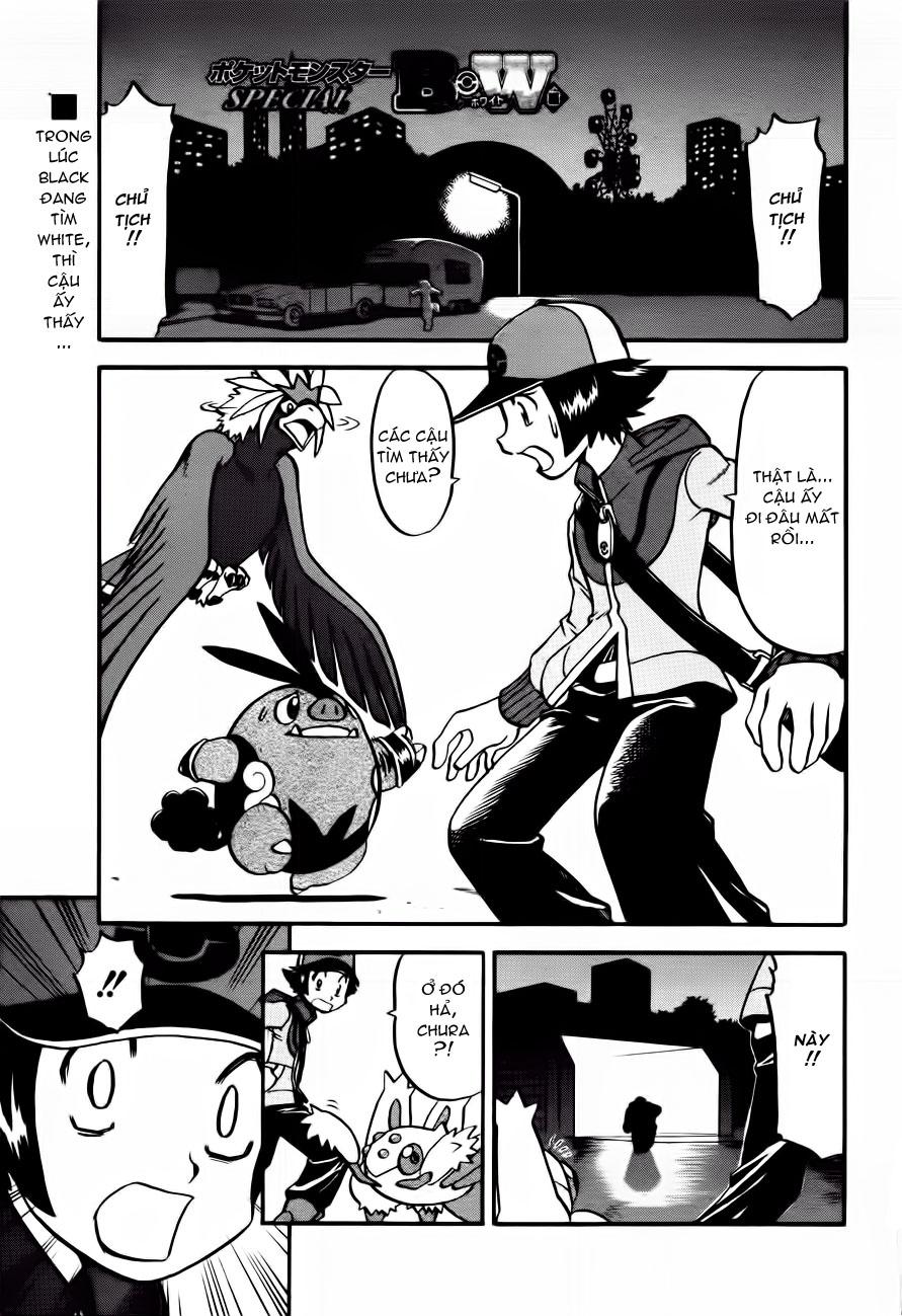 Pokemon Special Chap 486 - Next Chap 487