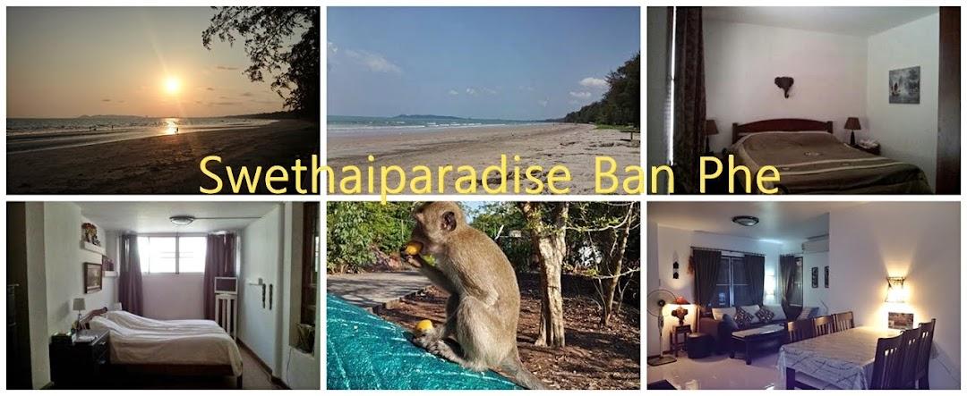 Ban Phe Swethaiparadise   Hyr hus i Ban Phe