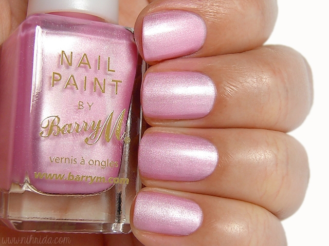 Barry M Silk Nail Effects in Blossom