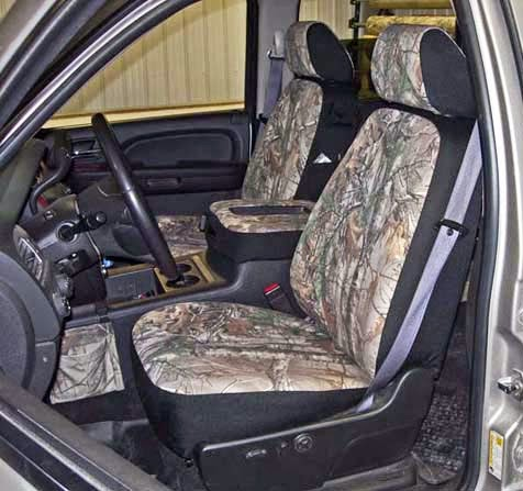 Headwaters seat covers image
