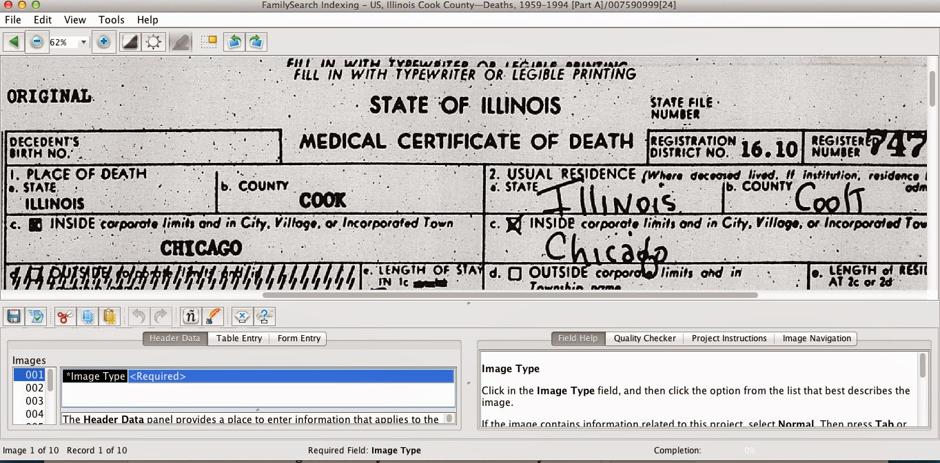 Chicagogenealogy research insights from study and serendipity help index cook death certificates 1959 1994 aiddatafo Gallery