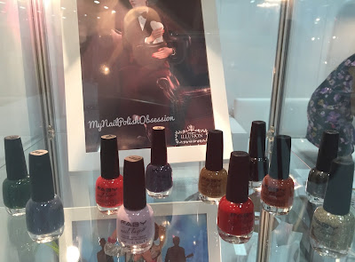 CosmoProf 2015: Faby USA