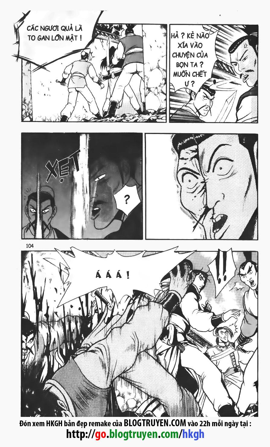 Hiệp Khách Giang Hồ chap 114 page 18 - IZTruyenTranh.com