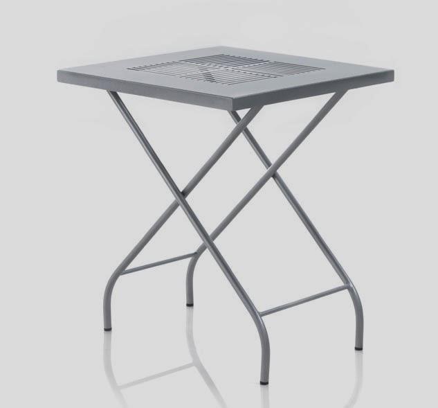 mesa terraza forja, mesa decoracion terraza, mesa plegable forja