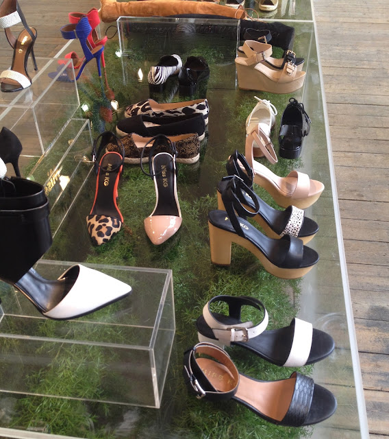 Kurt Geiger SS14 by What Laura did Next