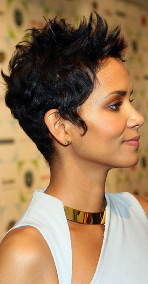 Sexy Short Hairstyles For African American Women Over 40 Popular