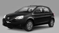 Spesifikasi Toyota Etios Valco Terbaru dan harganya
