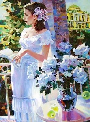 pinturas-femeninas-impresionistas-al-oleo