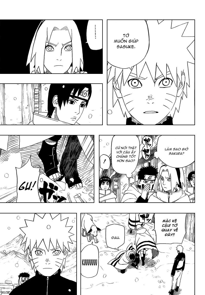 Naruto chap 470 Trang 5 - Mangak.info