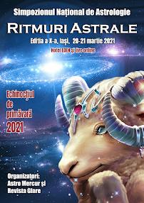 Ritmuri Astrale - Iasi, 20-21 martie 2021