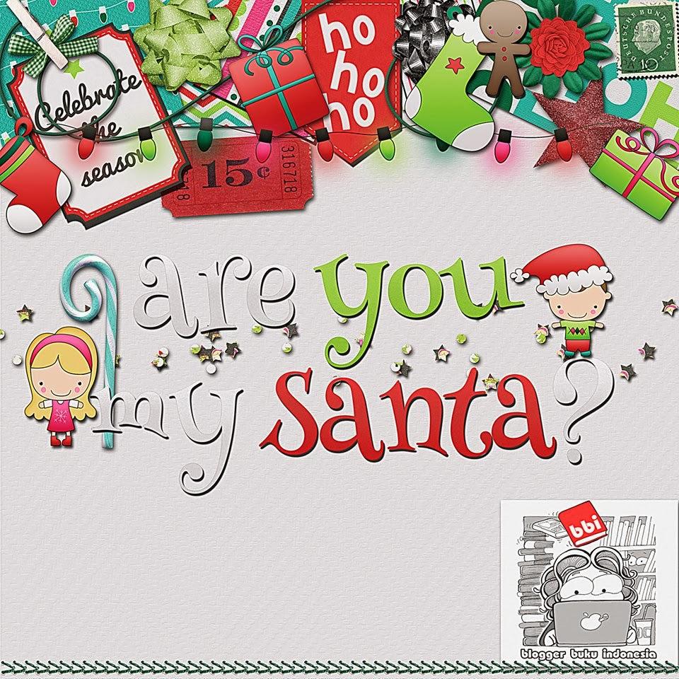 Secret Santa 2013 The secret santa! ta-daaa.