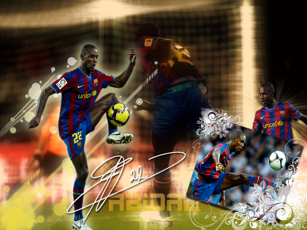 Eric Abidal Wallpaper