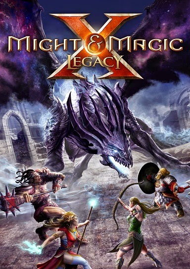 Might and Magic X Legacy pc download