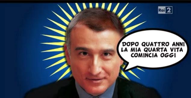 MARAZZO TORNA SU RAI2 DOPO LO SCANDALO TRANS