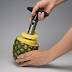 Pineapple Easy Slicer and De-Corer $3.33 + FREE Shipping