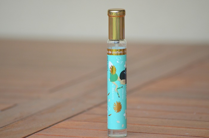 Musc natacha birds parfum