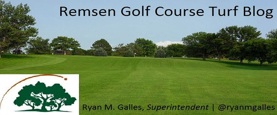 Remsen Golf Course Turf Blog