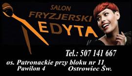 """Salon Fryzjerski """"EDYTA"""""""