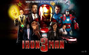 Iron Man 3 Quotes