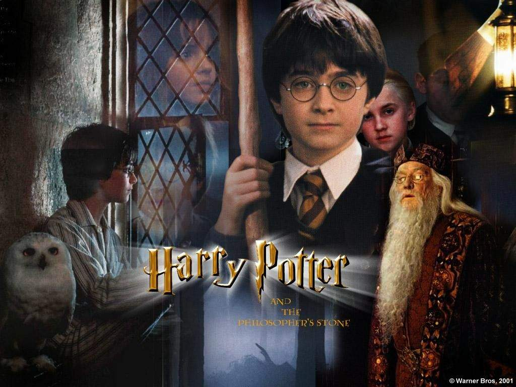 Roman Harry Potter and the Philosopher's Stone turned 20 years old 06/26/2017 90