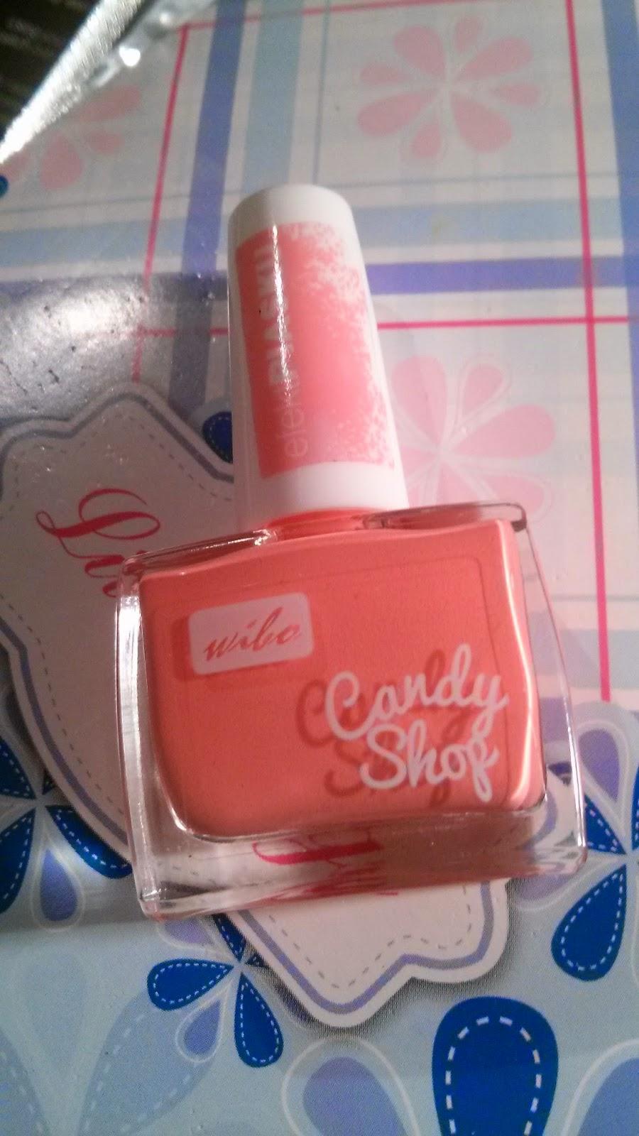 **Candy Shop od Wibo **