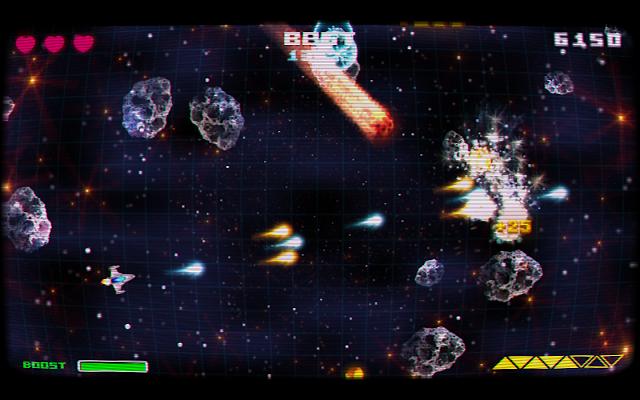 Prueba AsteroidX, un magnífico arcade de disparos con sabor añejo y adicción sin límites