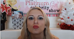 On YouTube! The Platinum Girl Celebrity Show