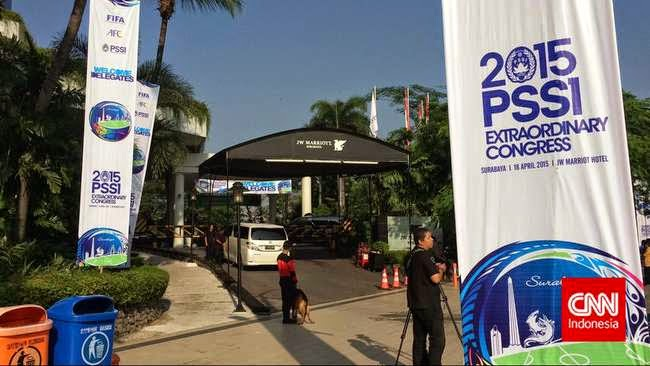 PSSI Dibekukan, Ketua Umum La Nyalla Dinyatakan Ilegal