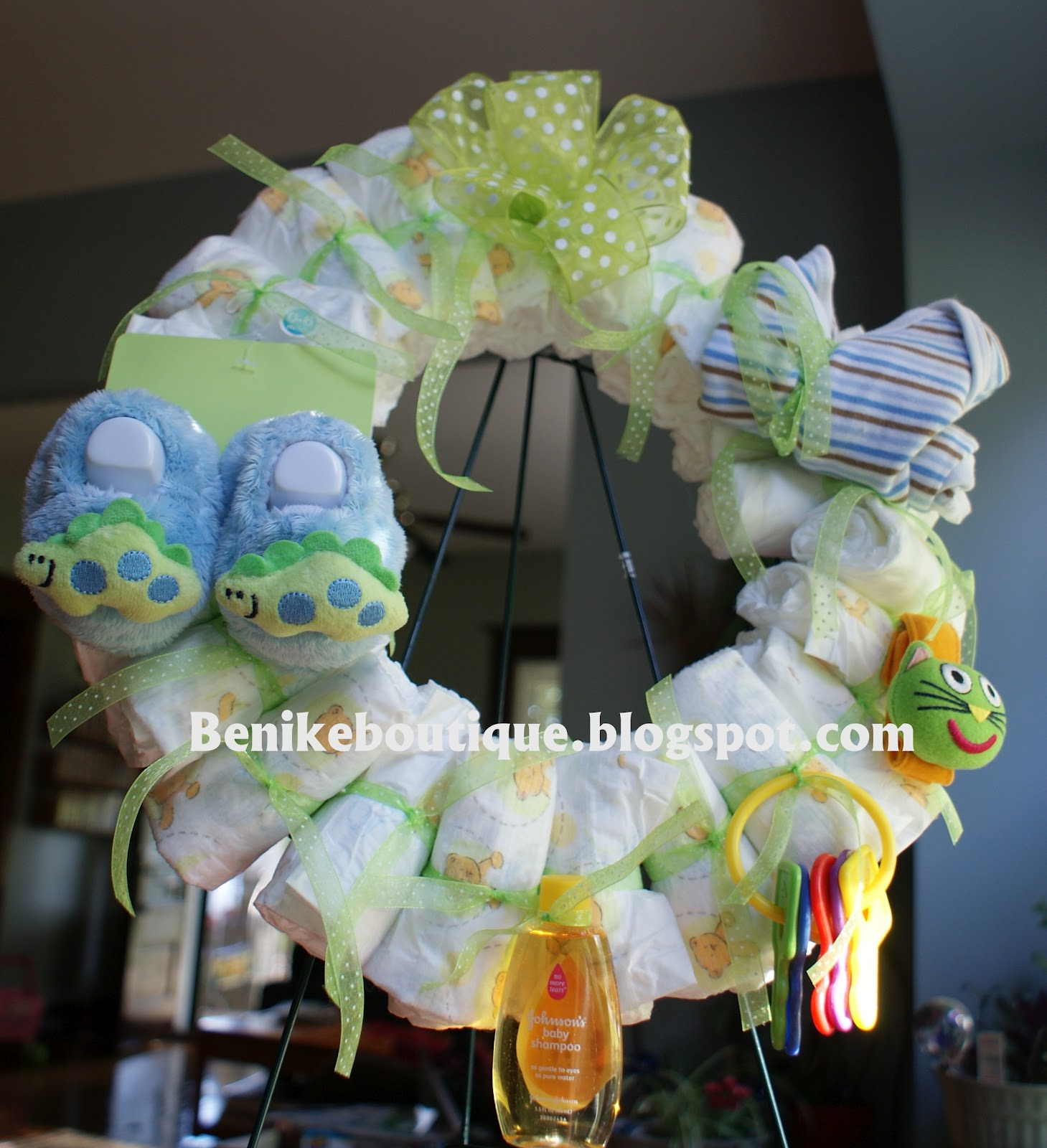 benike boutique a baby boy shower