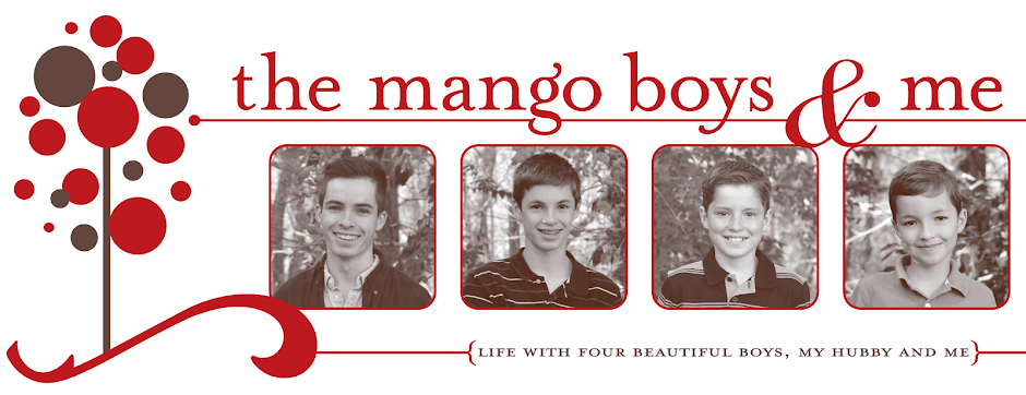 The Mango Boys and Me