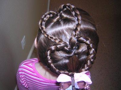 peinados y mas peinados trenzas trenzas lindos estilos de trenzas para nias parte