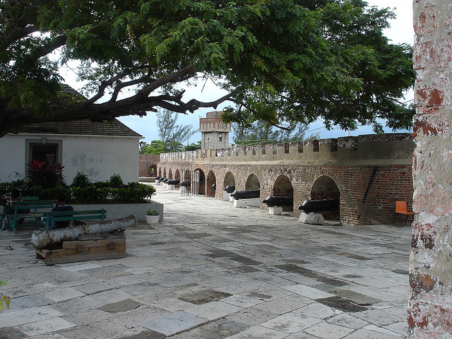 Port Royal, Kingston, Jamaica