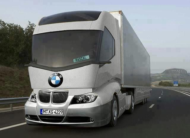 Bmw Bus Amazing Things In The World