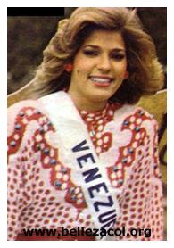 Resultado de imagen para Ana Teresa Oropeza Villavicencio