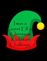 1-29-19  Christmas Kickstart Challenge