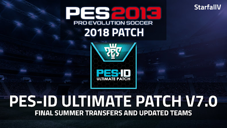 PES-ID Ultimate Patch 2013 v7.0