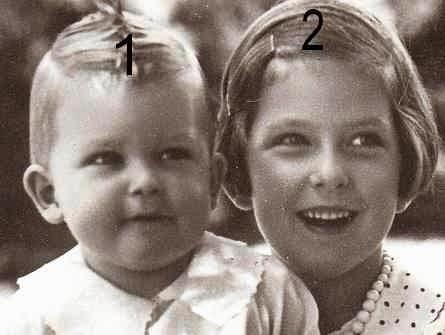 Simeon et Marie Louise de Bulgarie-famille royale  de Bulgarie