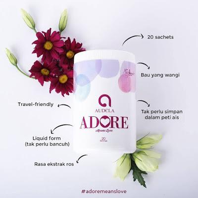 ADORE BY MIA AHMAD