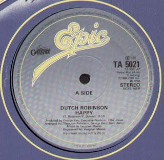 Dutch Robinson - Happy