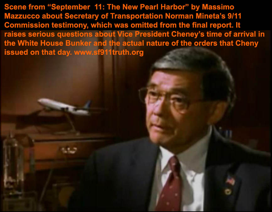 September 11: The New Pearl Harbor by Max Mazzucco