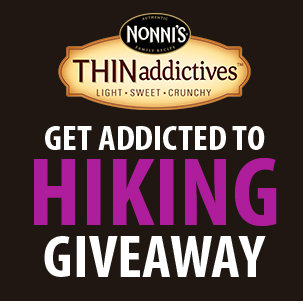 Nonni's Thin Addictive giveaway