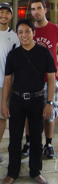 Mr. Satya Budi