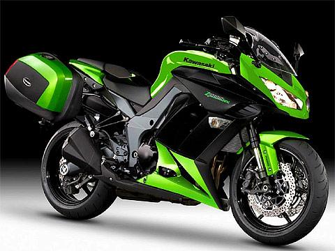 Gambar Motor 2012 Kawasaki Z1000SX Tourer -