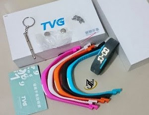 Jam Tangan TVG Sport Original Paket