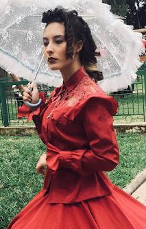 Kauane Silva como Luíza Cmbará - A teinaguá