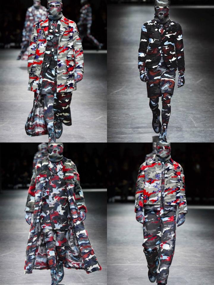Eniwhere Fashion - MIlano Moda Uomo Autunno Inverno 2016