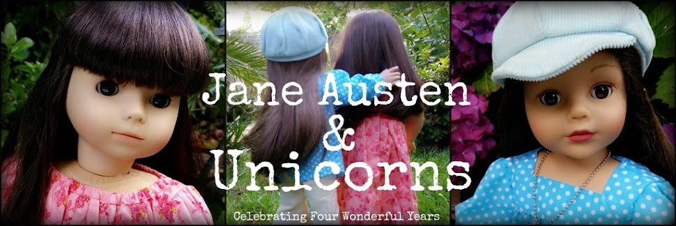 Jane Austen & Unicorns: A Blog by Tess and Maggie
