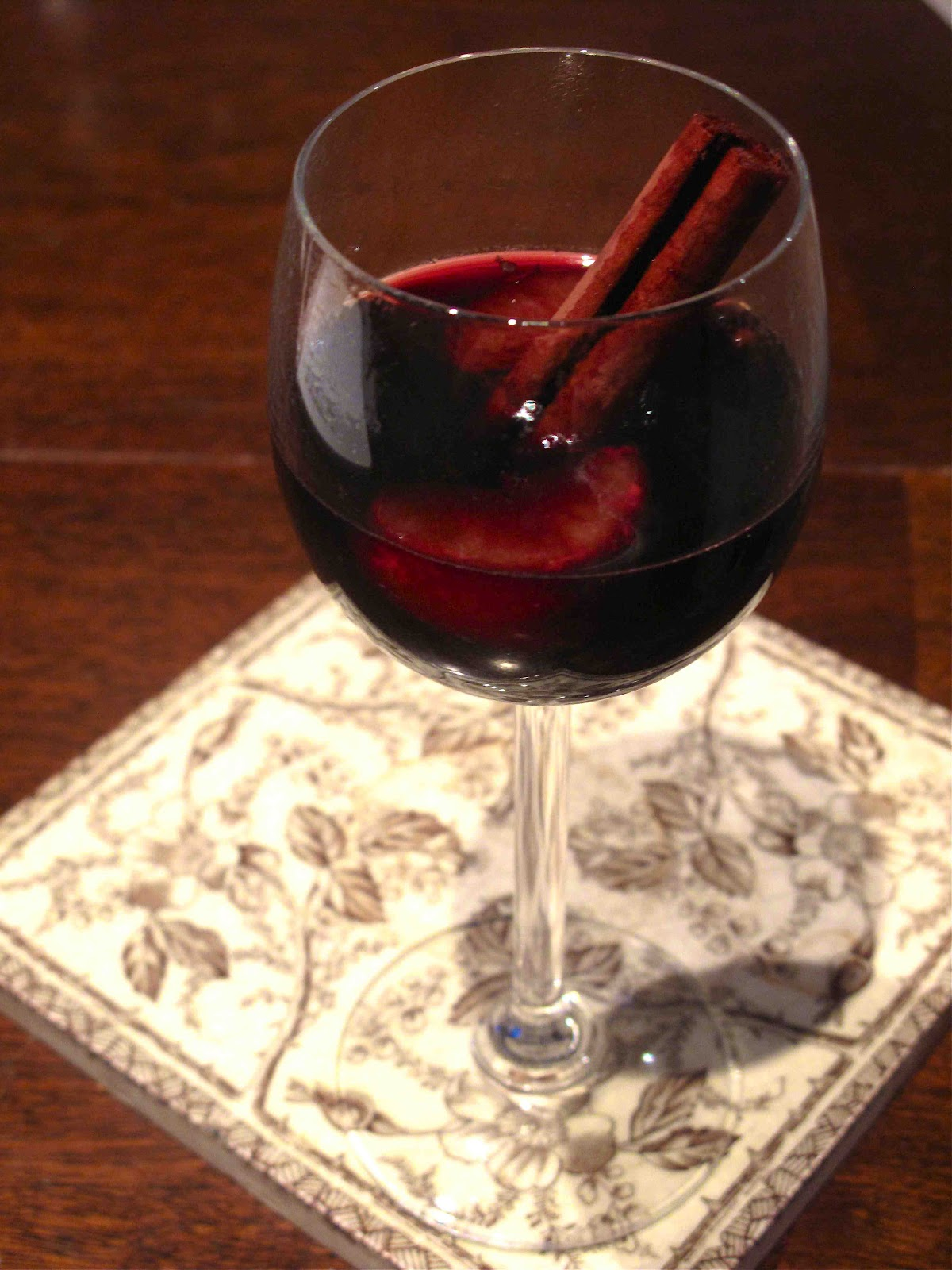 Drink Chianti Warm Or Cold