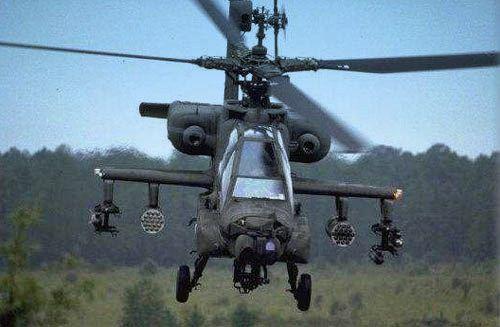 Apache AH 64-D
