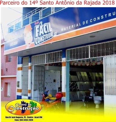 CENTRO DA CONSTRUÇÃO REDE FÁCIL CONSTRUIR: Acari/RN